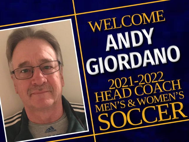 Giordano to lead men's and women's soccer programs