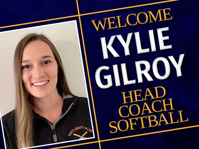 Image for Kylie Gilroy named head softball coach