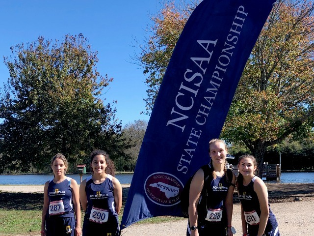 Cross Country Teams Compete at State Championships