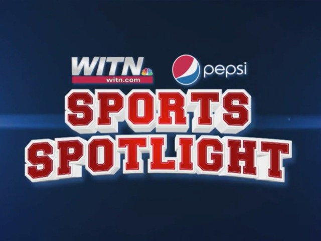 Rion Roseborough is in the WITN Pepsi Sports Spotlight