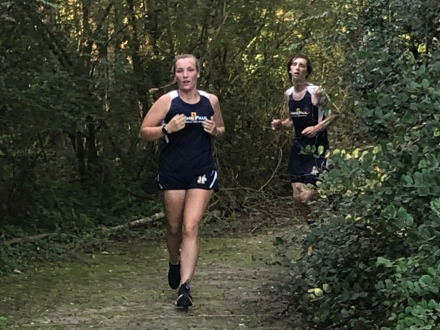 Cross Country Finishes 3rd At Wayne Christian Meet