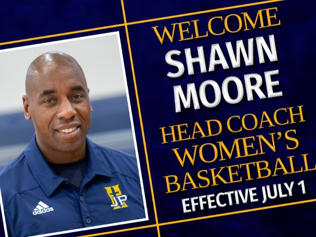 Shawn Moore to Lead Women's Basketball Starting July 1