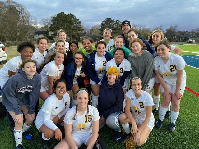 Women's Soccer Defeats Wilson Prep 1-0