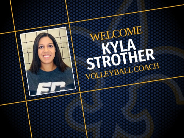 Kyla Strother named head volleyball coach