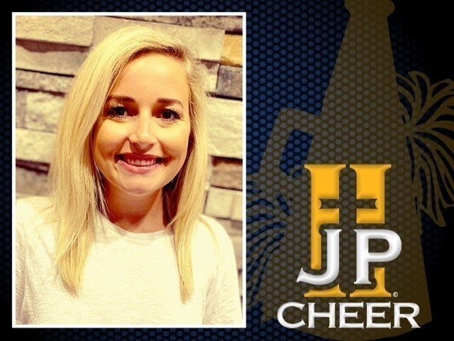 Jessica James Joins JPII as Cheer Coach