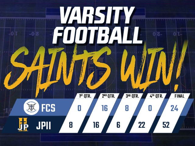 Defense Leads Football to 4th Win