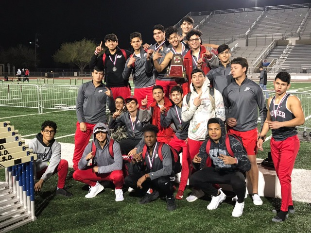 Image for Track Wins Battlin Bears Relays