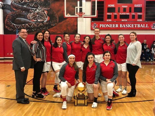 Image for Playoff time for Pioneer