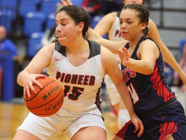 Pioneer among RGV girls basketball teams to earn state rankings