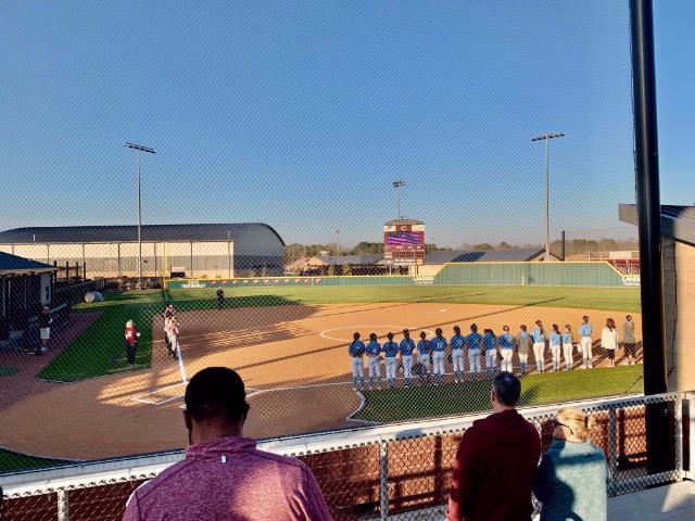 CMS and WCMS Softball, Baseball Sweep Lakeland Lions