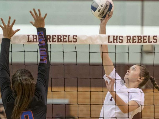 HS VOLLEYBALL: Legacy sweeps Central, stays unbeaten in 2-6A