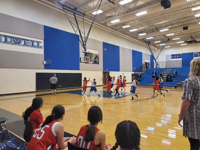 Lady Wrangler Fight Courageously Against Tidwell