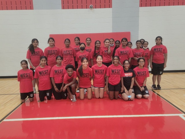 West competes at CMS East Meet