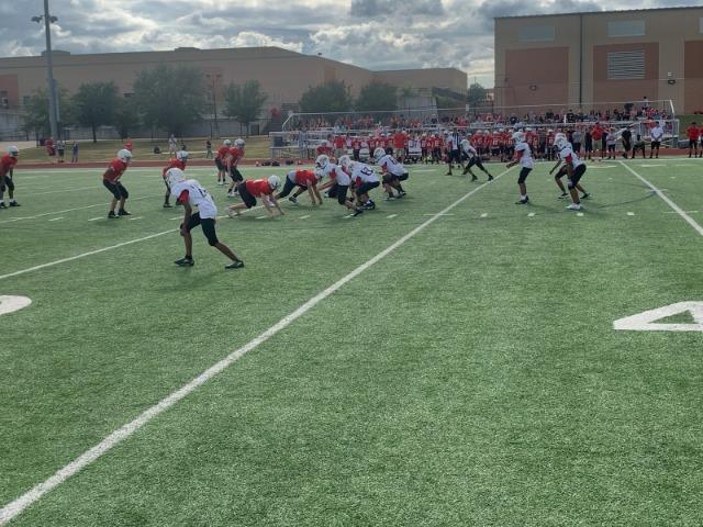 8th Grade Wranglers Drop both Games vs Pike