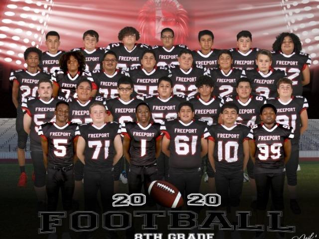 8th Grade Football 10/20