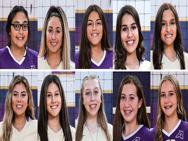 Lady Bucks earn All-District honors