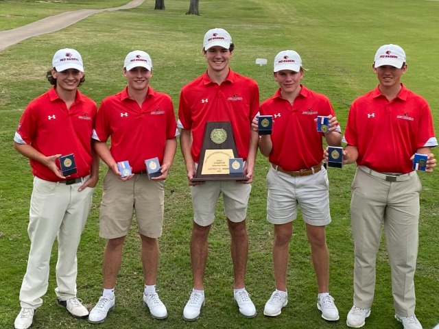 Tyler Legacy takes first, second in District 10-6A golf
