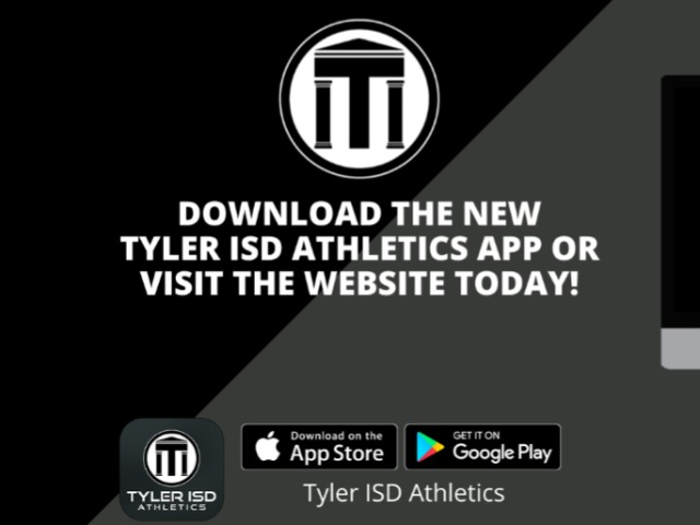 Download The New Tyler ISD Athletics App