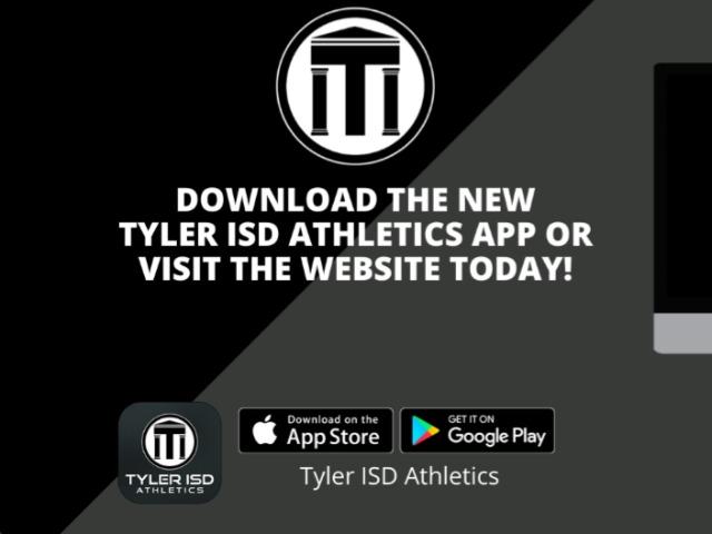 Download The New Tyler ISD Athletics App