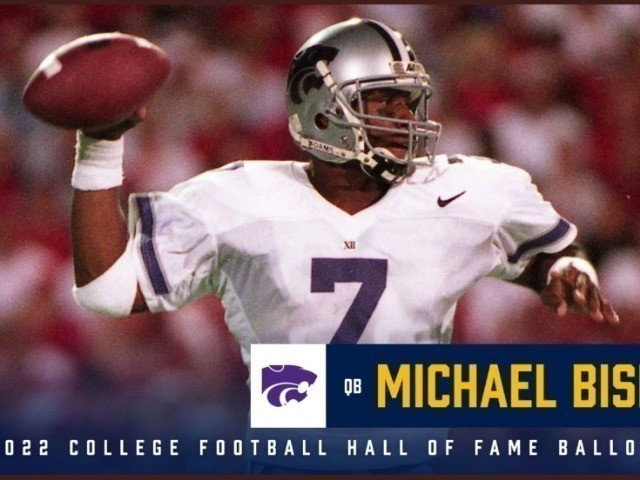 Bishop Named to the College Football HOF Ballot