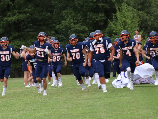 Image for Trinity Christian land First Football win in program history. By TJ Wall