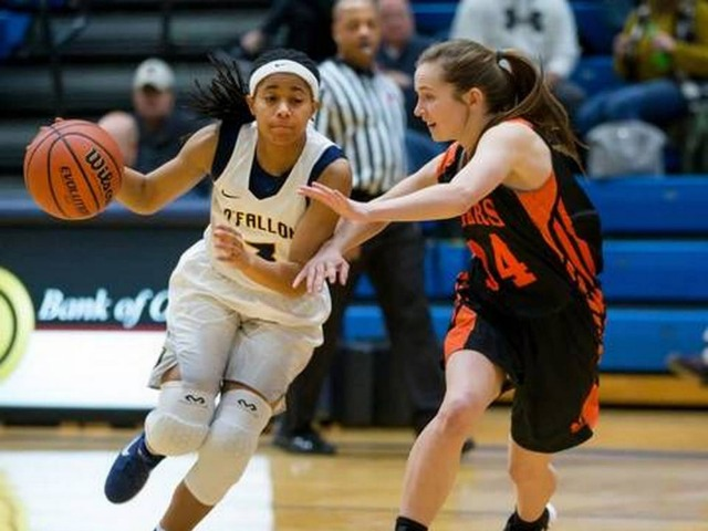 Image for O'Fallon seeks 3-peat at Mascoutah Girls Holiday Tournament