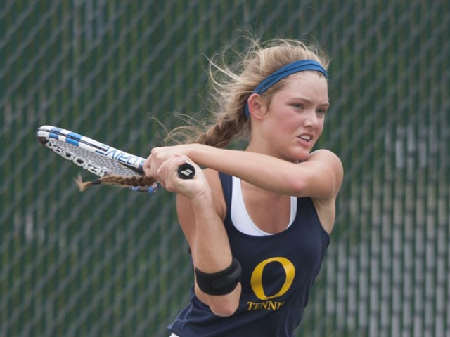 Image for O'Fallon girls doubles team falls in Illinois 2A quarterfinals