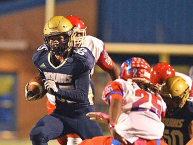 Hatcher extends record as PA routs McClellan
