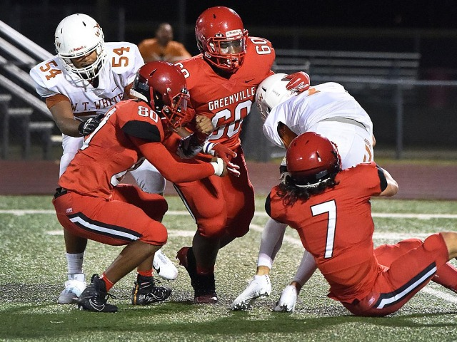 W.T. White holds off Greenville Lions in opener, 38-37