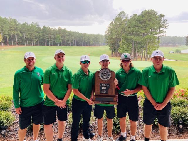 2021 5A State Golf Runner-Ups