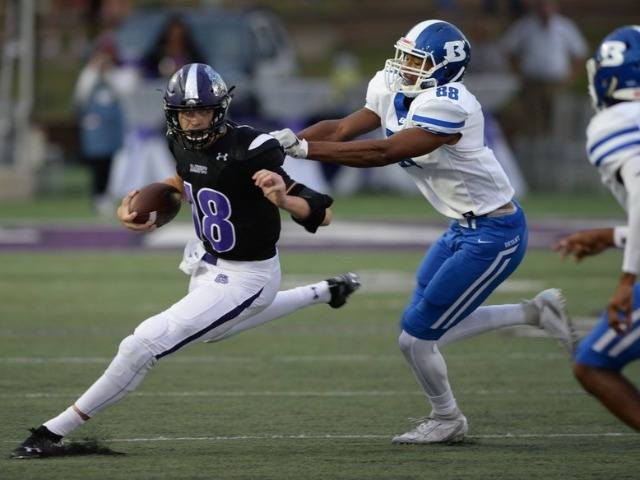 Bryant bullies Fayetteville 42-13