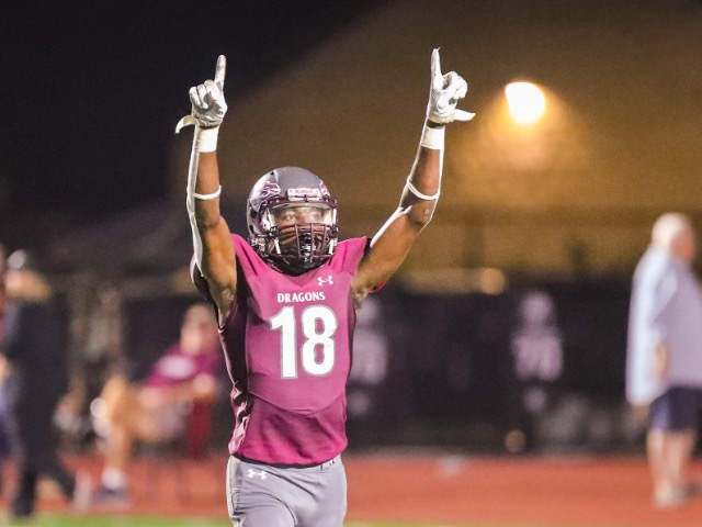 Image for Collierville Football Climbs One Spot In State Rankings