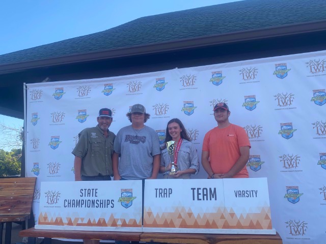 Emma Lott Finishes Runner-Up at State Trap Championships; Team Places 3rd Overall