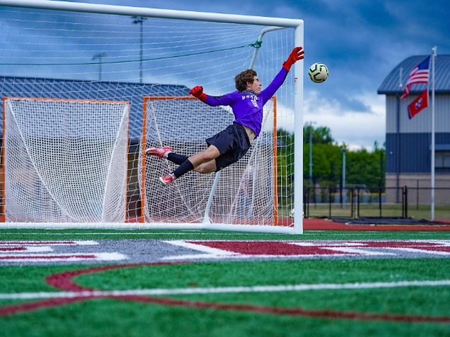 Collierville Men's Soccer Overpowers Southwind, 6-0
