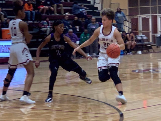 Collierville Lady Dragons Bounce Back, Beat Southwind To Gain Momentum In District 15-AAA