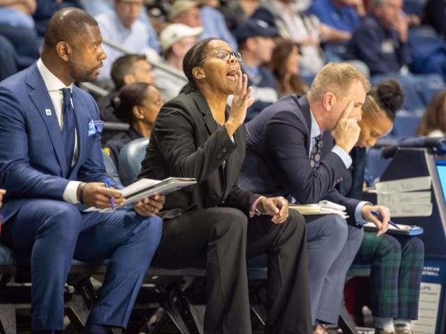 Collierville Alumna Nikki McCray ('91) Named Division I National Coach of the Year Finalist