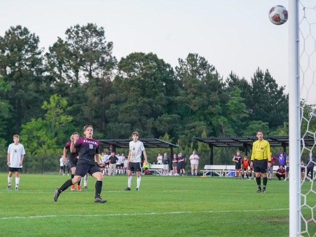 Image for Men's Soccer Ties Houston In Regular Season Finale