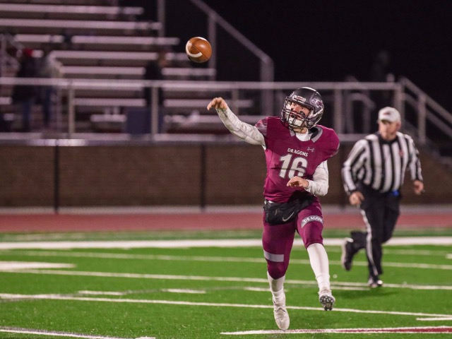 Collierville's Mitch Austin Named To  All-State Football Team