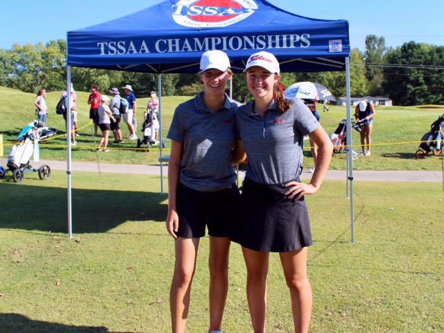 Anna Claire Bridge Captures 5th at TSSAA Golf State Championships, Cecily Berry Finishes 15th