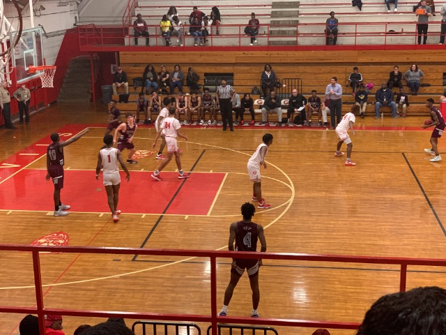 Dragons Basketball Improves To 19-11 with 1-Point  Win over Germantown