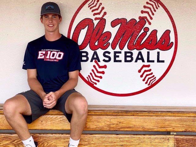 Collierville Transfer Grayson Saunier Named 2022 Tennessee Top Pitcher, Verbally Commits to Ole Miss