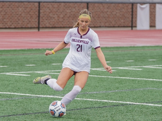 Image for Soccer Earns Convincing Win On Turf Against Station Camp