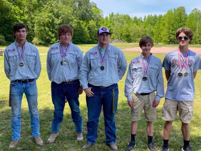 Dragons Trap Continues To Shine, Places 1st at Moscow Invitational