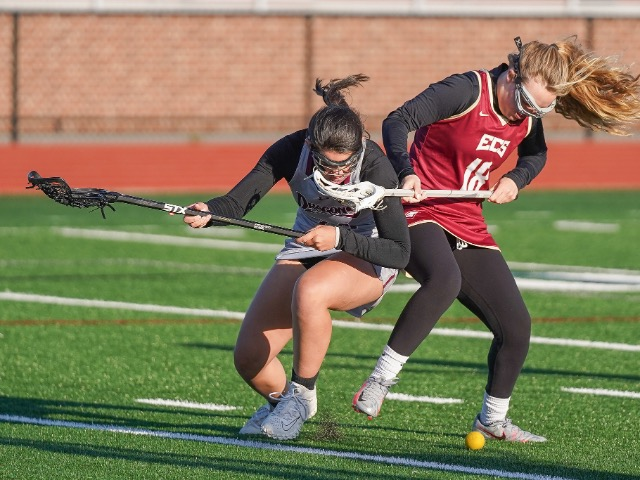Lady Dragons Lacrosse Defeats ECS, Continues Season's Hot Start