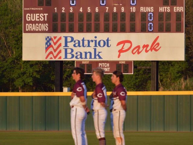 New baseball field christened before April 13 game versus Arlington