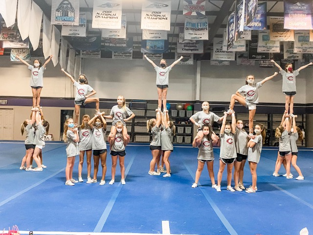 Dragons Cheer Squads Set To Compete At Rock 'N Roll Classic