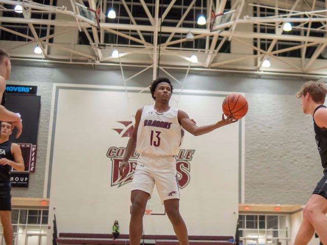 Davon Barnes Named To 1st Team Commercial Appeal All-Metro Basketball Team