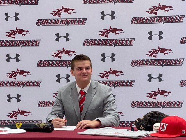 Baseball Outfielder Signs With Union University