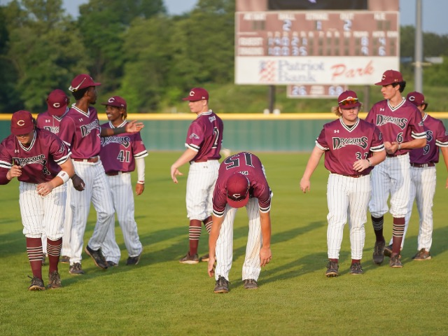 Image for Diamond Dragons Earn No. 1 Seed In District Tournament