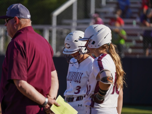 Smrt Named Daily Memphian Hitter of the Year, Four Other Lady Dragons Selected All-Metro